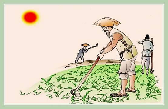 """中国古代的五个""""劳动节"""""""