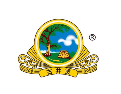 古井logo白