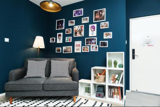 《愛情公寓》十年回歸,貝殼租房線下復刻同款公寓