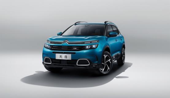东风雪铁龙2019款天逸告诉你什么才是专业级舒适SUV!