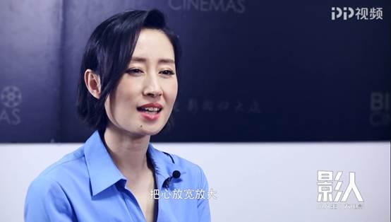 秀敏灵动,百变佳人刘敏涛做客PP视频《影人》
