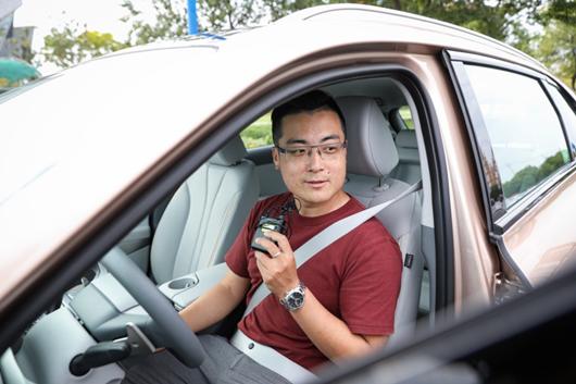 现代NEXO国内首次试驾 引领终极环保出行理念